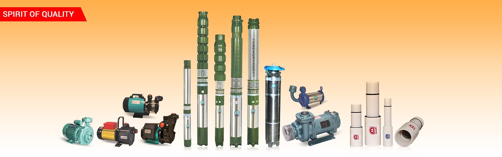 Submersible Pump Sets Manufacturer and Supplier